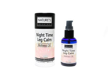 Load image into Gallery viewer, Night Time Leg Calm Wellness Oil