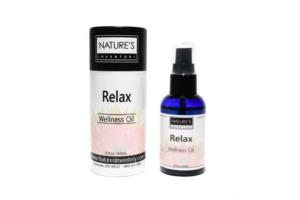 Relax Wellness Oil