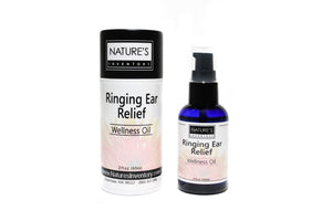 Ringing Ear Relief Wellness Oil