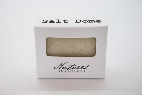 Exfoliating Salt Detox (formerly 'Salt Dome') Soap