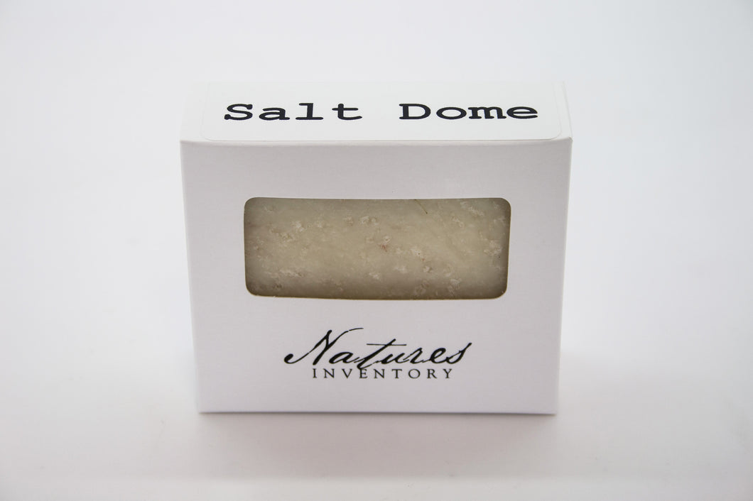 Exfoliating Salt Detox (formerly 'Salt Dome')