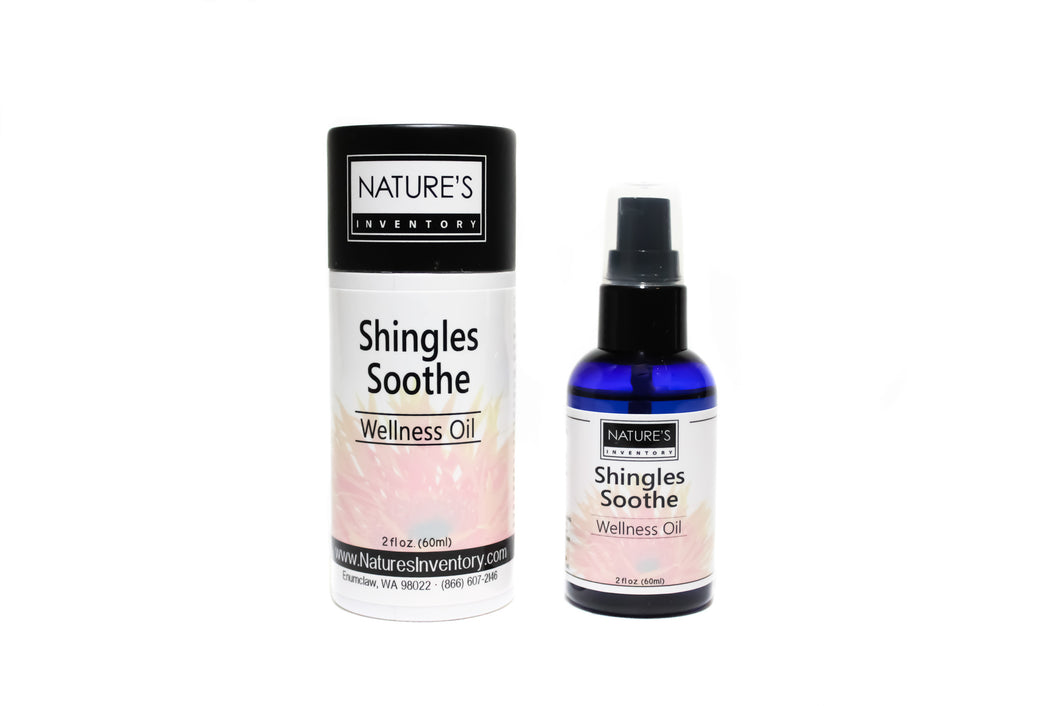 Shingles Soothe Wellness Oil