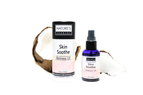 Skin Soothe Wellness Oil
