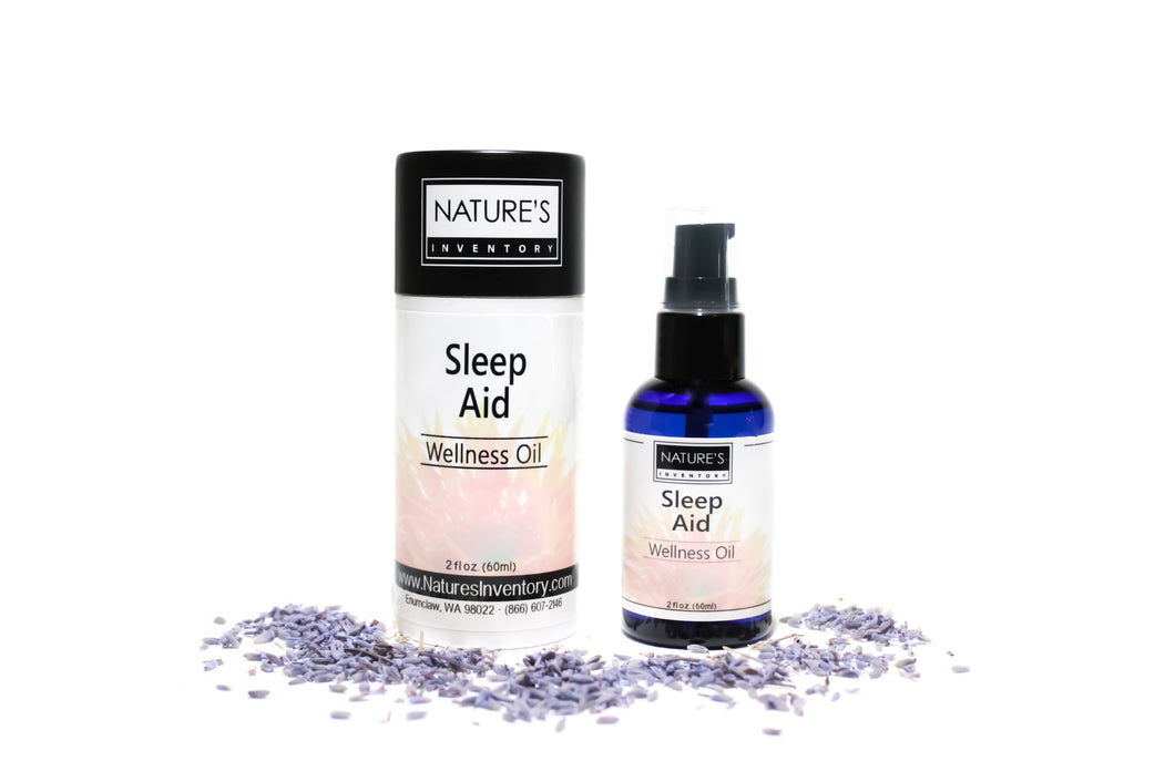 Sleep Aid Wellness Oil