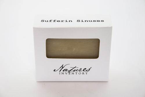 Sufferin Sinuses Soap