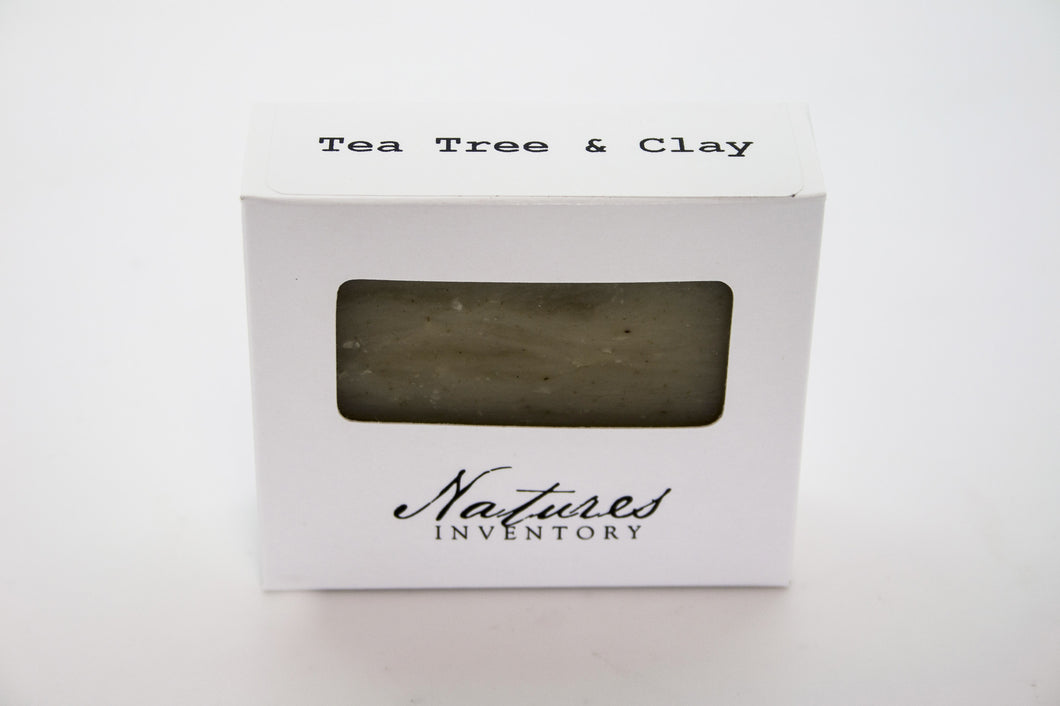 Tea Tree & Clay Soap