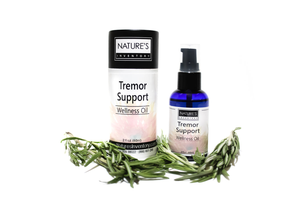 Tremor Support Wellness Oil