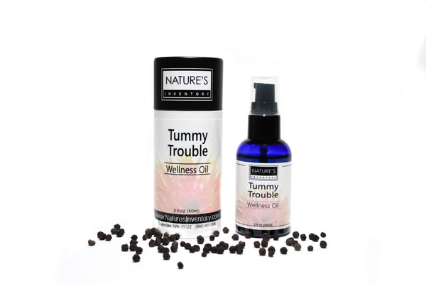 Tummy Troubles Wellness Oil