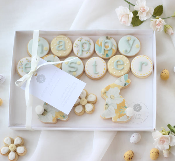 Easter Biscuit Box