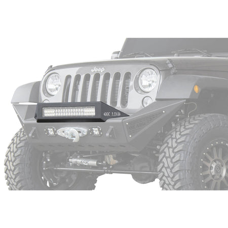"ADD 07-18 Wrangler JK Stealth Fighter 20"" LED Hoop"