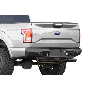 ADD 15-18 F150 Stealth Fighter Rear Bumper