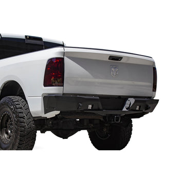 ADD Ram 1500/2500/3500 Stealth Fighter Rear Bumper