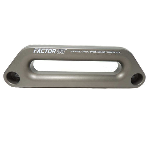 Hawse Offset Fairlead 1.5 Inch Thick Factor 55