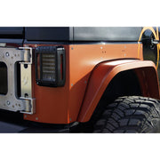 JK Notorious Dovetail Rear Flare