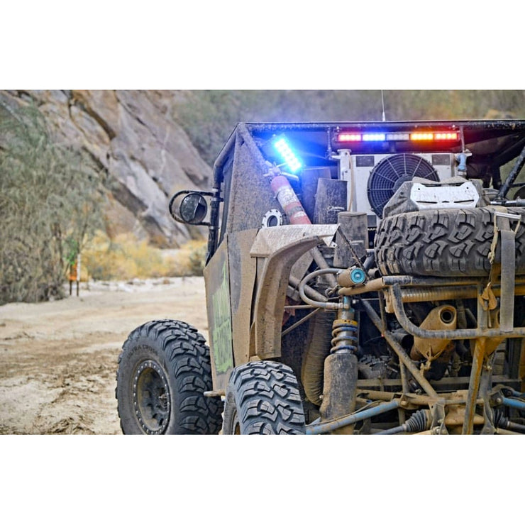 "28"" MULTI-FUNCTION REAR FACING RACE LED LIGHT BAR"