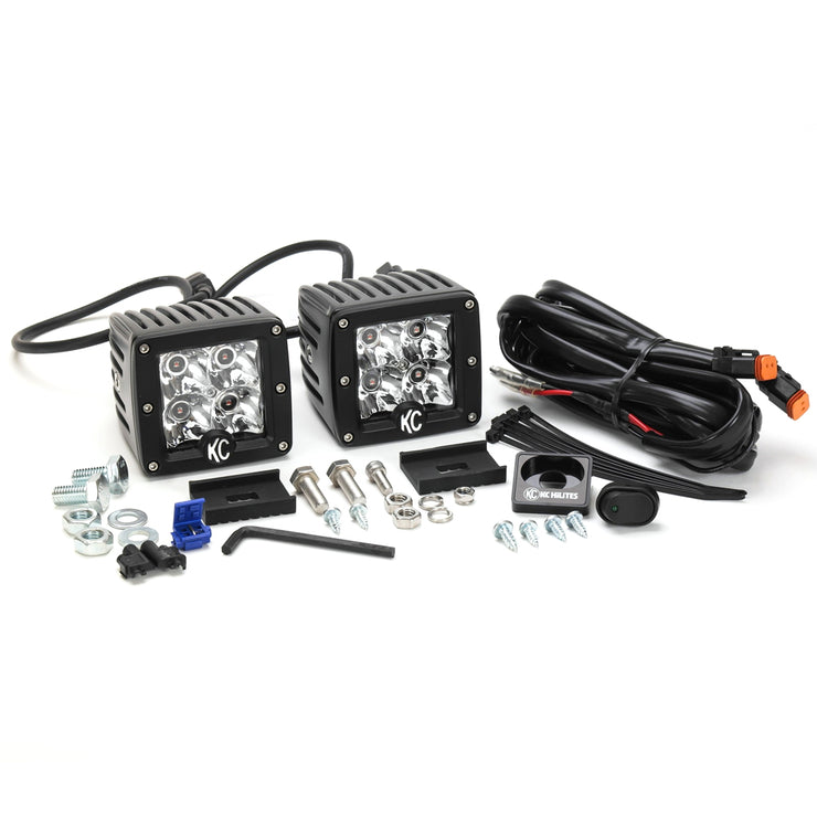 "3"" C-SERIES C3 LED PAIR PACK SYSTEM"