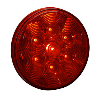 "4"" ROUND LED TAIL/BRAKE/TURN LIGHT"