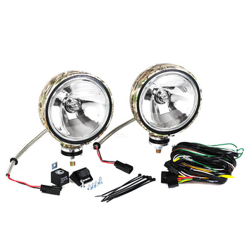 "6"" DAYLIGHTER TREE CAMO HALOGEN LIGHT SYSTEM"