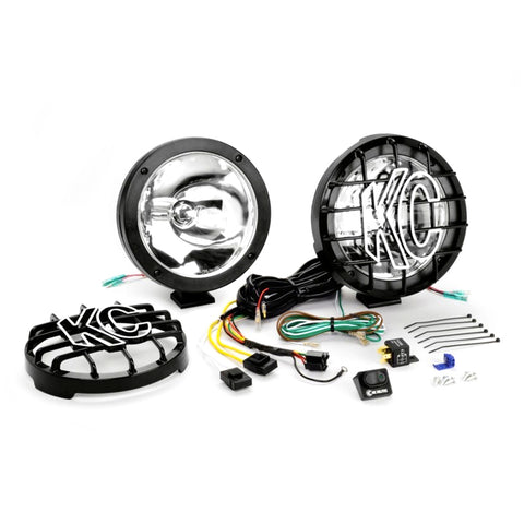 "8"" PRO-SPORT HID PAIR PACK SYSTEM"