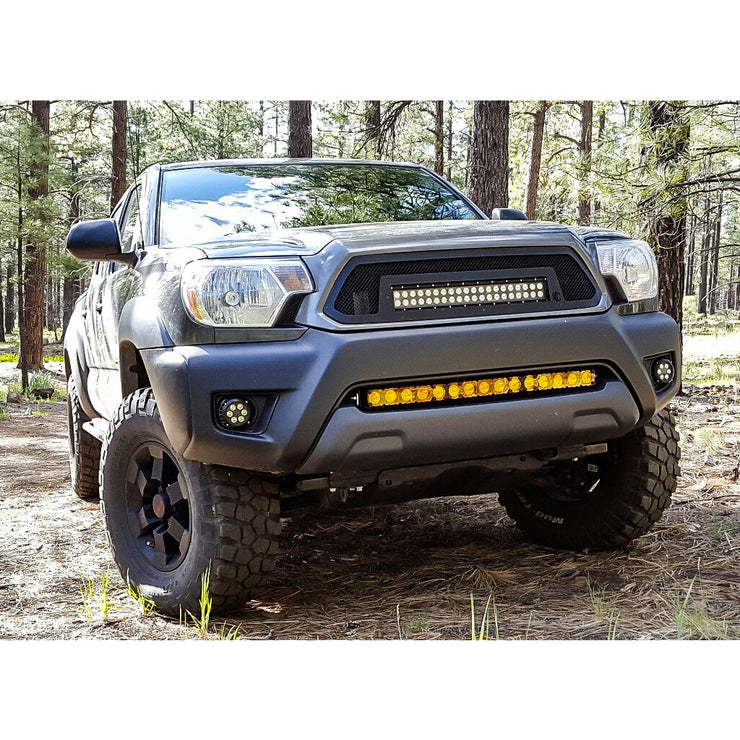 "30"" KC FLEX™ LED LOWER BUMPER MOUNT SYSTEM FOR 05-15 TOYOTA TACOMA"