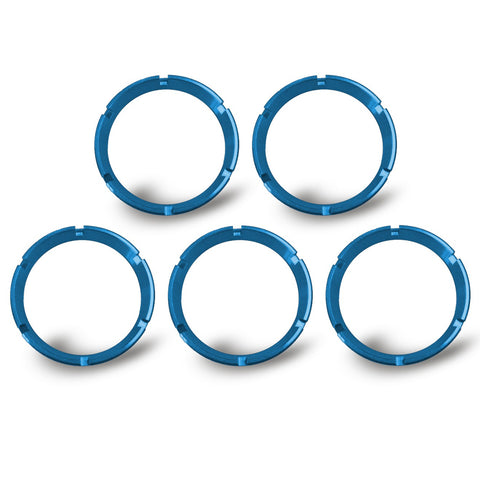KC FLEX™ SERIES COLORED BEZELS (5 PACK)