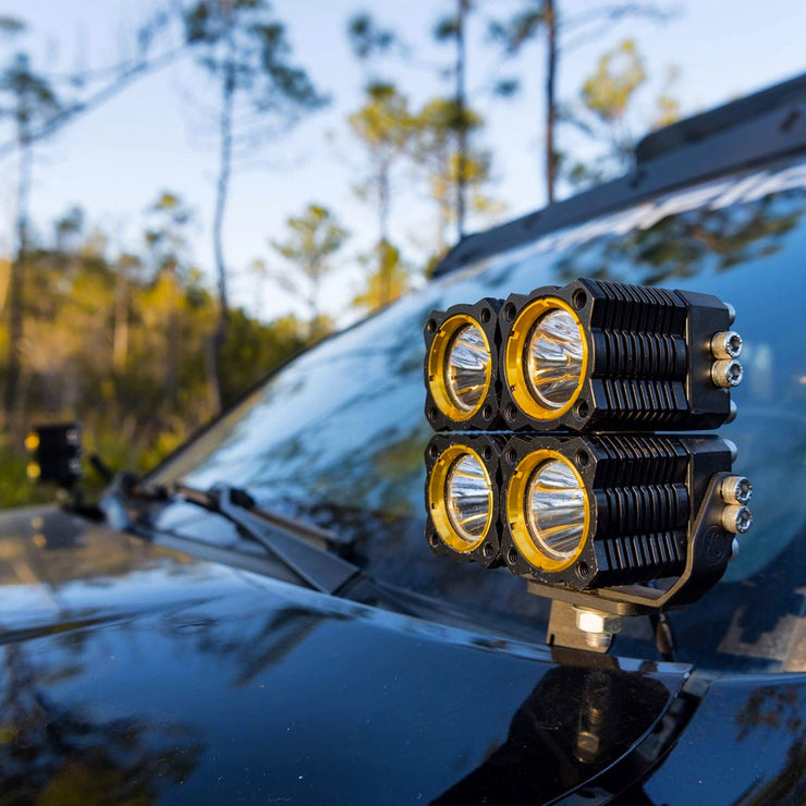 KC FLEX™ QUAD LED COMBO BEAM SYSTEM