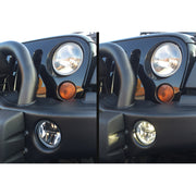 GRAVITY® LED G4 JEEP JK LED FOG PAIR PACK SYSTEM