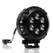 "4"" ROUND LZR LED PAIR PACK SYSTEM - BLACK"