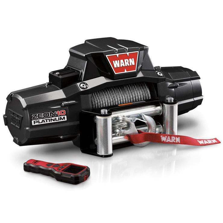 Warn ZEON 10/10S Platinum Winch