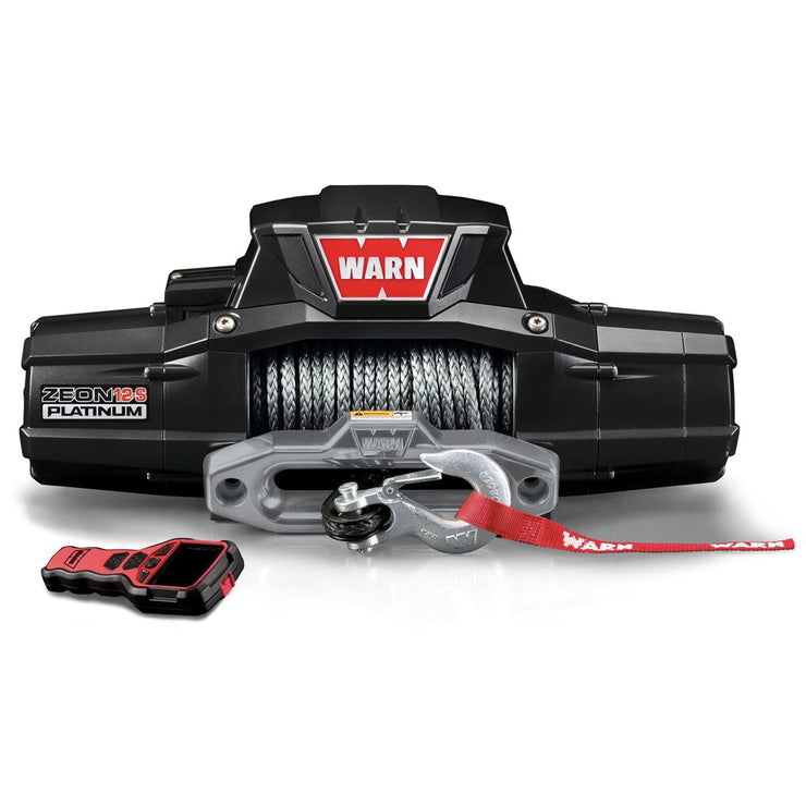 Warn ZEON 12/12S Platinum Winch