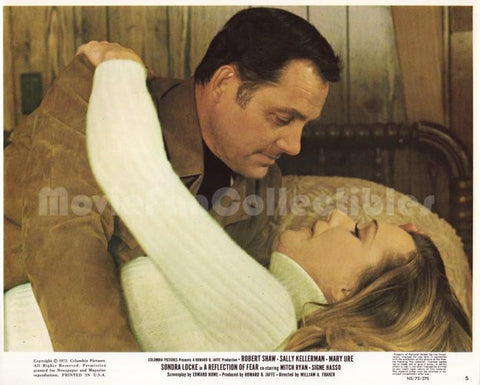 A Reflection of Fear Lobby Card Sally Kellerman, Robert Shaw
