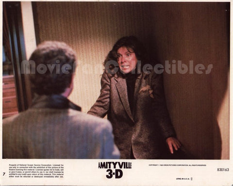 Amityville 3-D 8x10 Movie Lobby Card Candy Clark Tony Roberts original