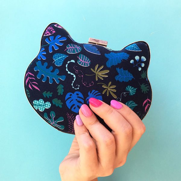 DIY: How To Make a Catlady Clutch!