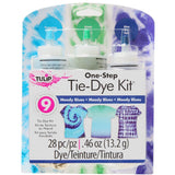 3-Color Tie Dye Kit - Moody Blues