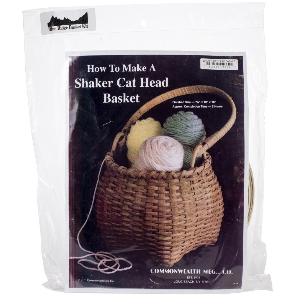 Shaker Cat Head Basket Kit