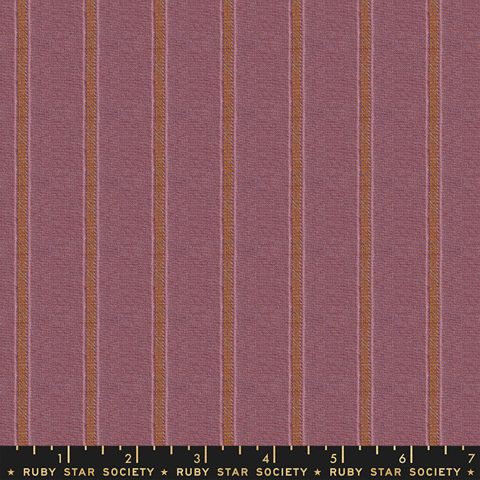 Warp & Weft Stitch by Ruby Star Society in Lilac