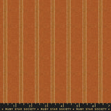 Warp & Weft Stitch by Ruby Star Society in Saddle