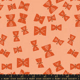 Alma Butterflies by Ruby Star Society in Persimmon