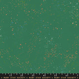 Speckled by Ruby Star Society in Metallic Emerald Green