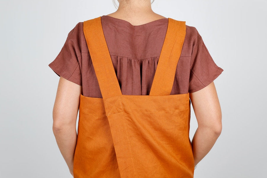 VIRTUAL WORKSHOP: Sew an Apron