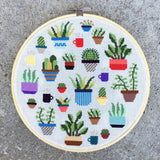VIRTUAL WORKSHOP: Beginner Cross Stitch