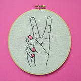 VIRTUAL WORKSHOP: Beginner Embroidery