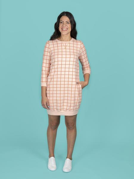 Billie Sweatshirt or Dress Pattern