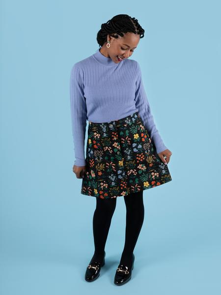 VIRTUAL WORKSHOP: Sew a Bobbi Pinafore or Skirt