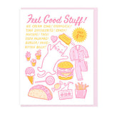 Feel Good Stuff Card
