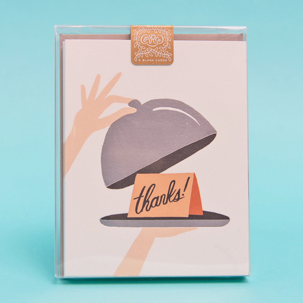 Hostess Thank You Card Pack