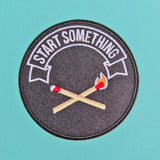 Start Something Patch
