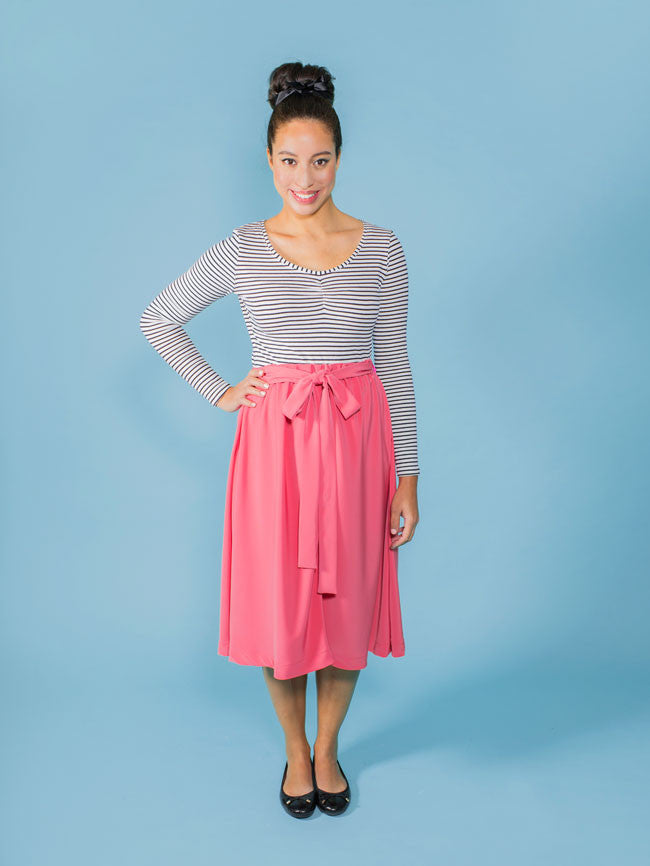 Dominique Skirt Pattern