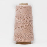 Soft Cotton Macrame Cord 4 mm - Marshmallow