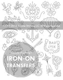 Hanky Corners Embroidery Patterns